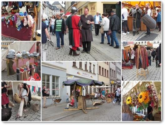 2 Mittelalterlicher Markt